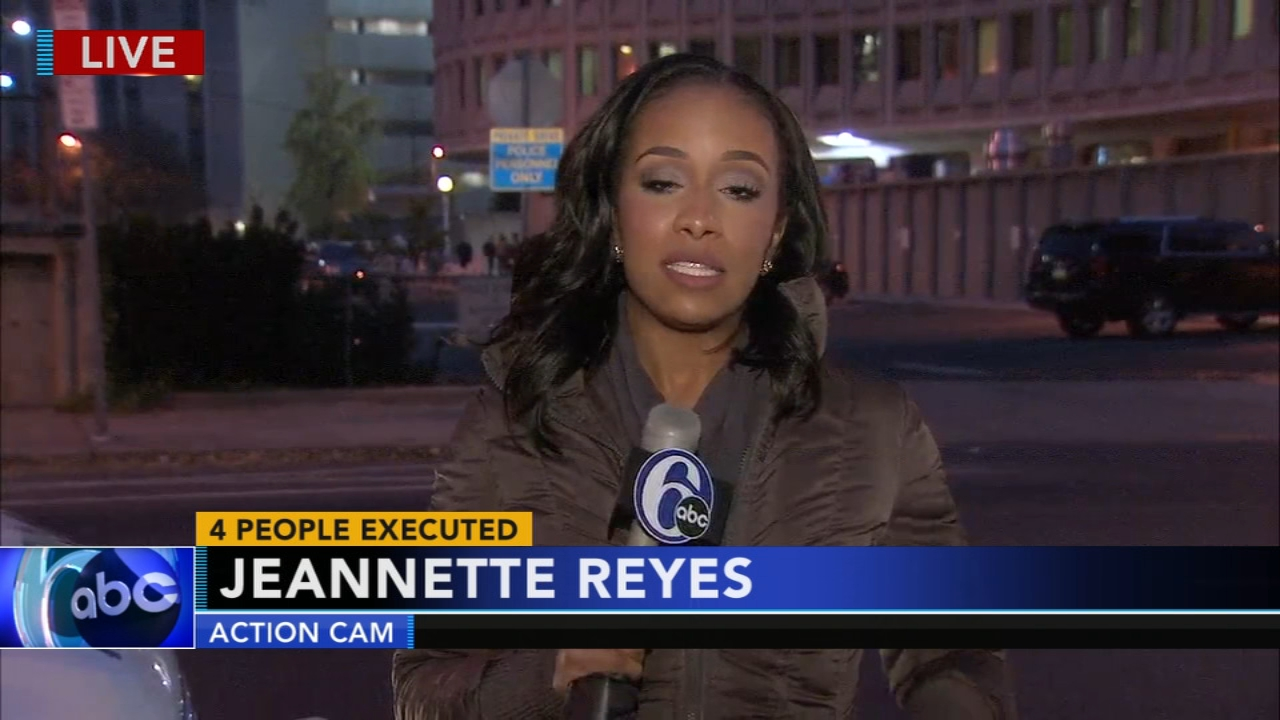 4 executed in targeted attack, commissioner says. Jeannette Reyes reports during Action News Mornings on November 20, 2018.