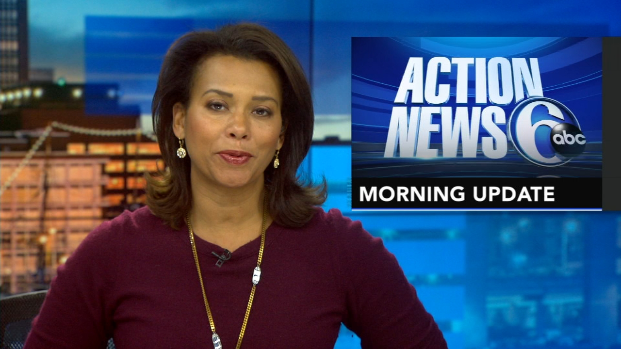 Tamala Edwards reports, and meteorologist David Murphy has the latest from AccuWeather, during the Action News Morning Update on November 20, 2018.