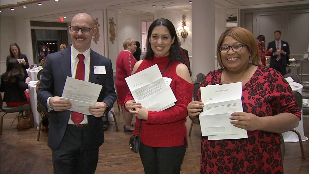 BAYADA Home Health Care employees received a big surprised as reported during Action News at 4 on November 20, 2018.