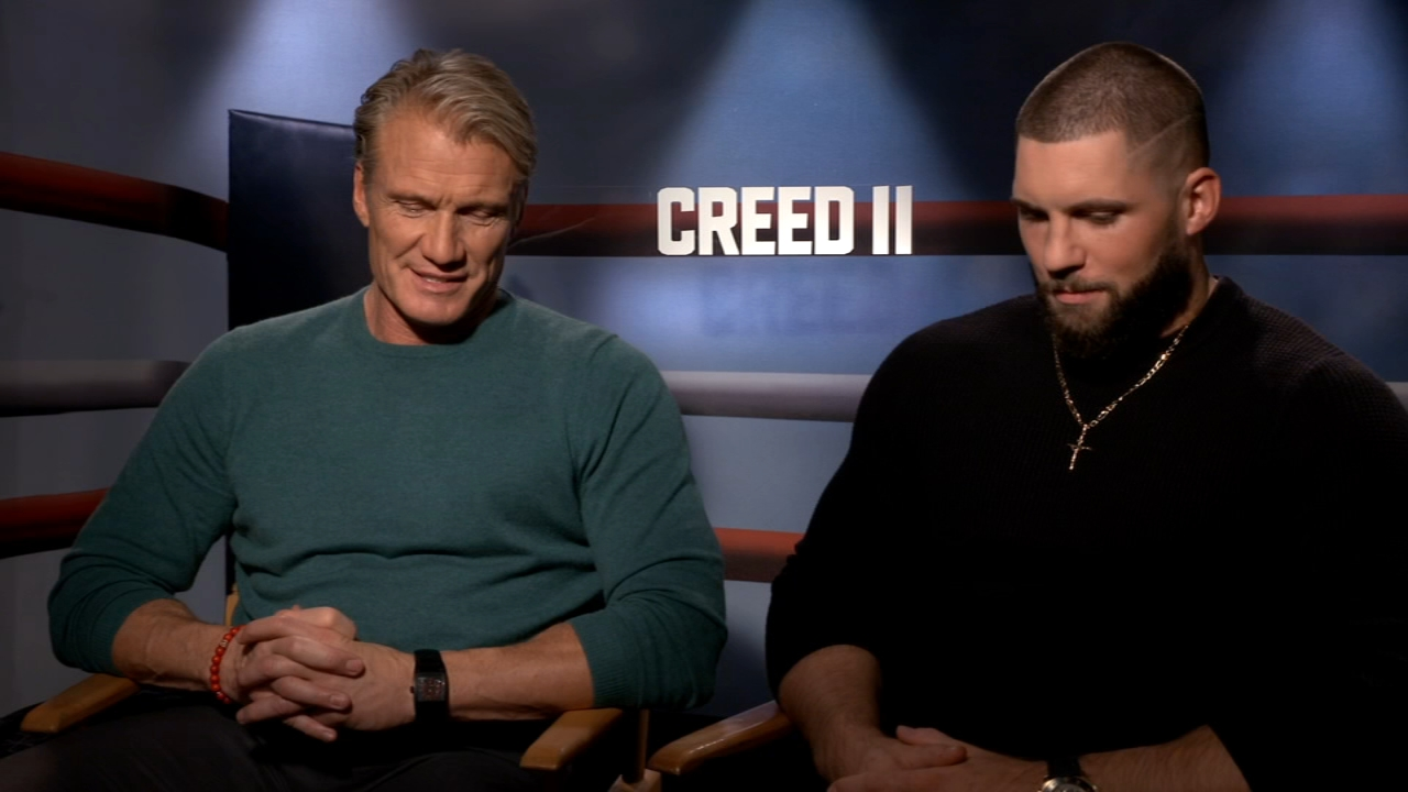 Creed 2 opens at midnight: Alicia Vitarelli reports on Action News at 5:30 p.m., November 20, 2018