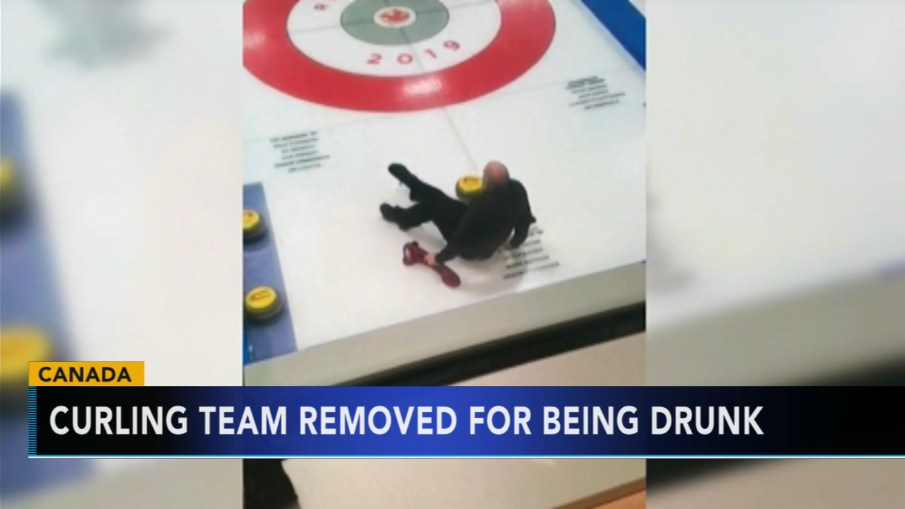 Disruptive curling team ejected from Alberta tournament: Rick Williams reports during Action News at noon on November 20, 2018.