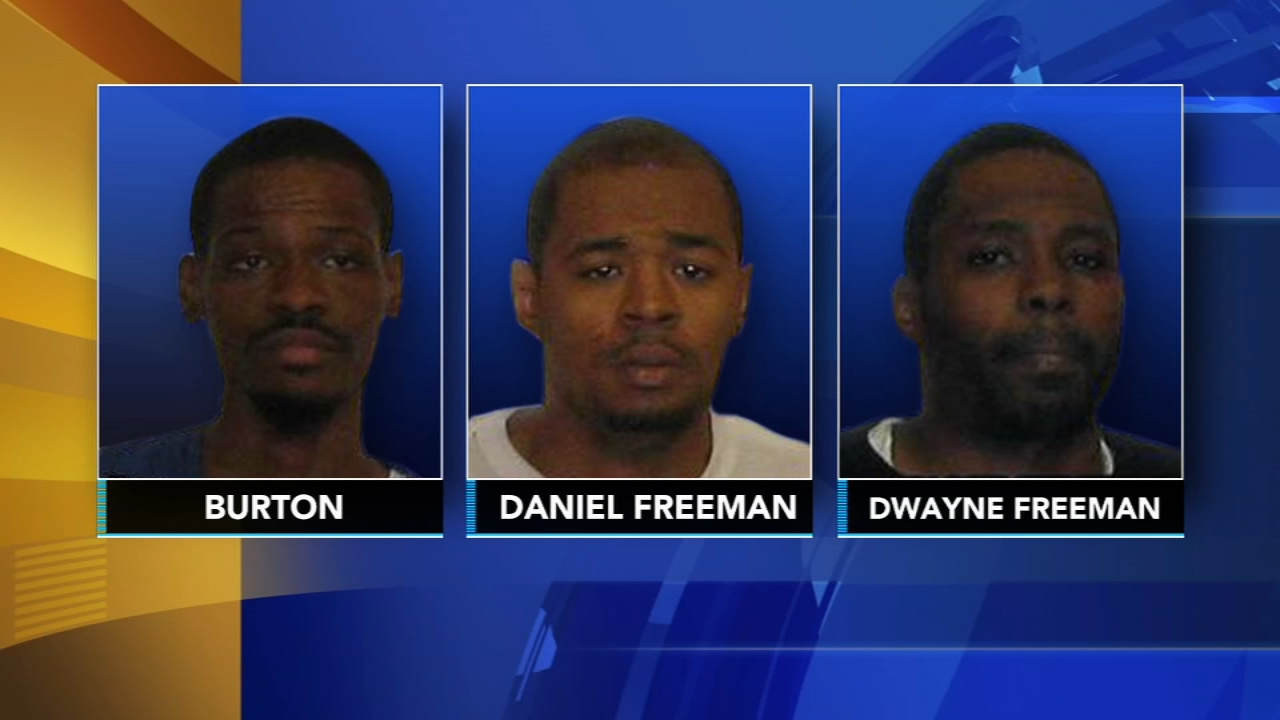 3 arrested in South Jersey cell phone burglary spree. Tamala Edwards reports during Action News Mornings on November 20, 2018.