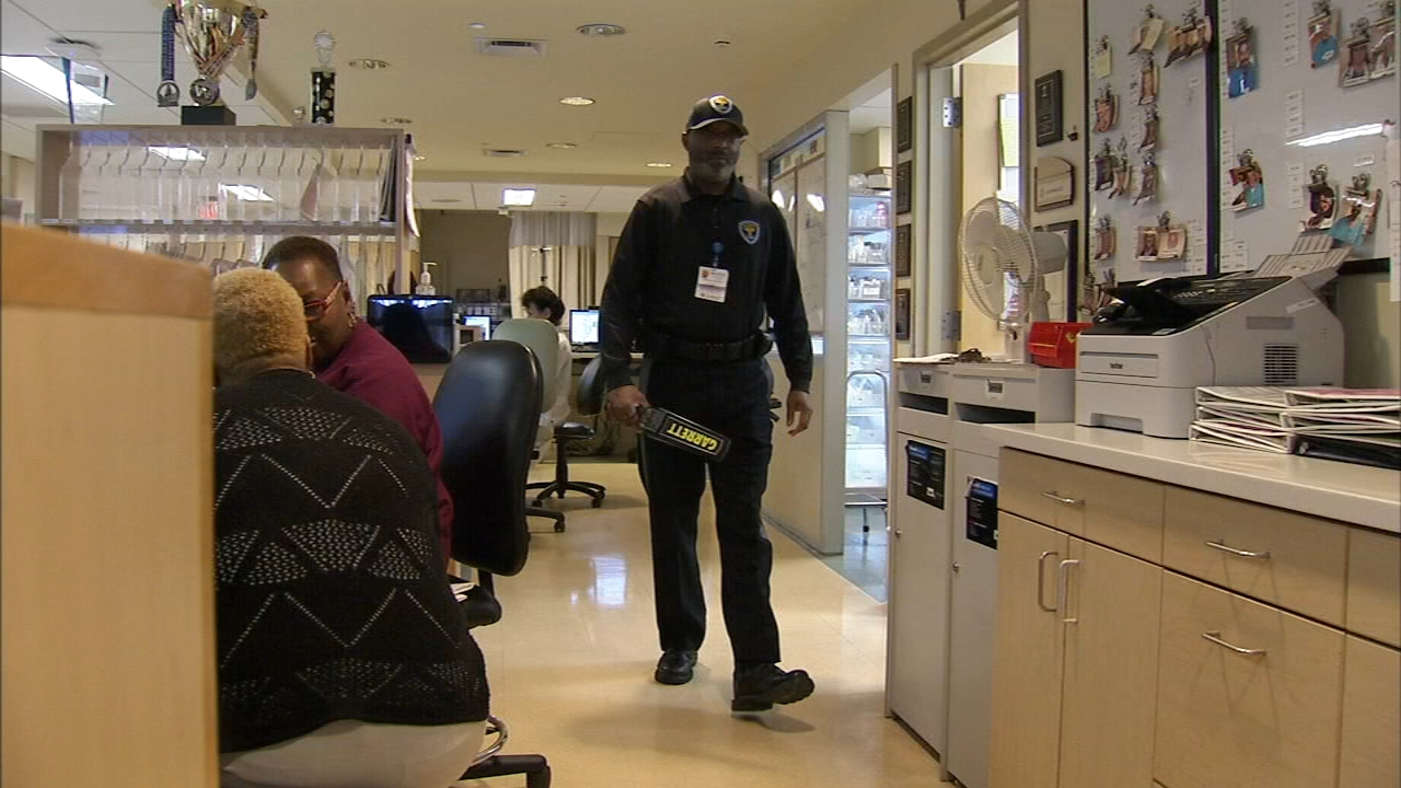 Local hospital taking steps to keep doctors and patients safer: Ali Gorman reports during Action News at 5pm on November 20, 2018.