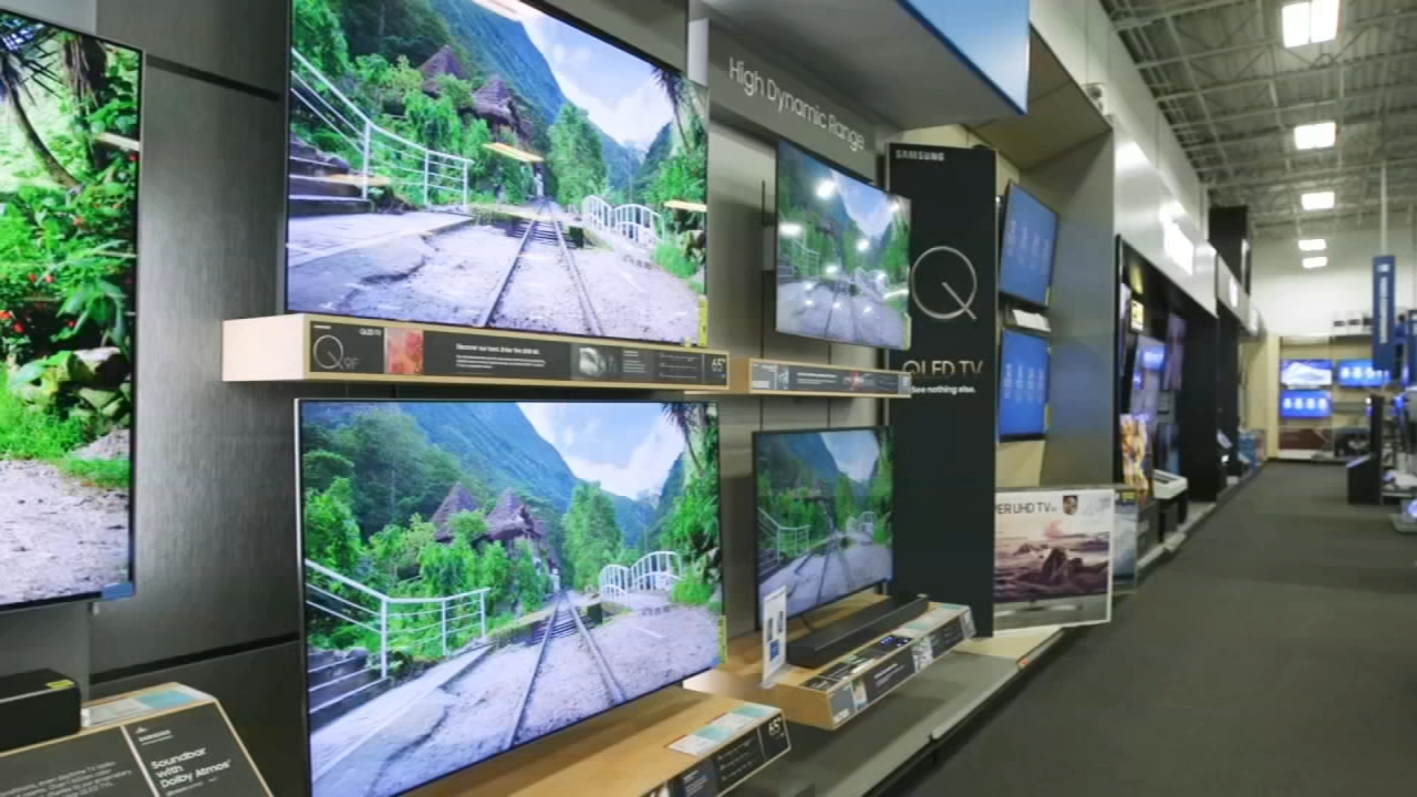 Consumer Reports: Best TV deals for Black Friday - Nydia Han reports during Action News at 4:30pm on November 20, 2018.