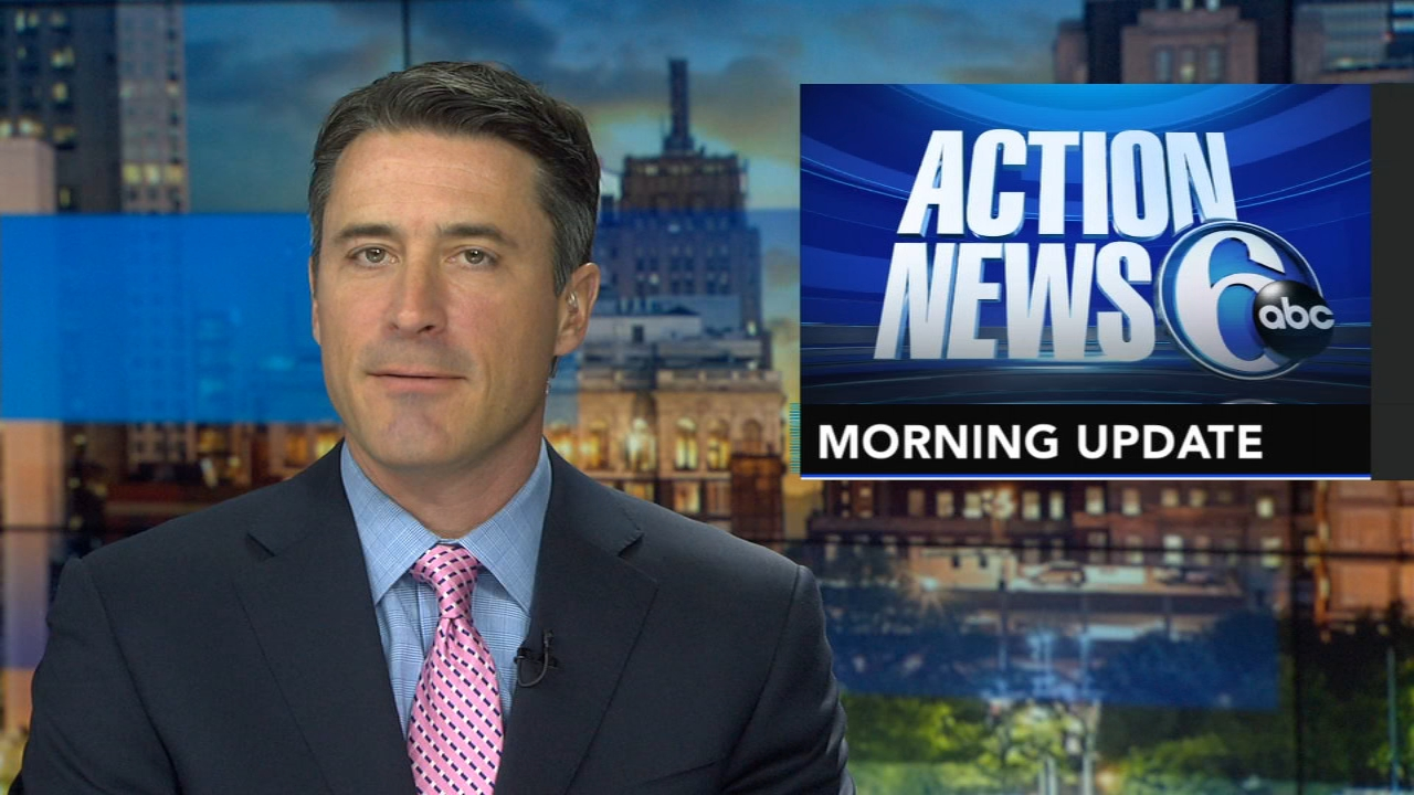 Matt ODonnell reports, and meteorologist David Murphy has the latest from AccuWeather, during the Action News Morning Update on November 21, 2018.
