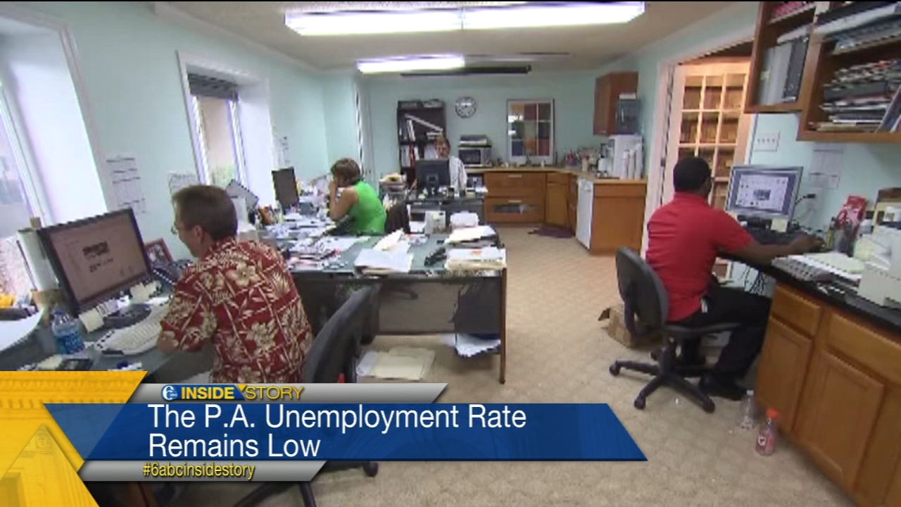 The Insiders discuss the disconnect between P.A.s unemployment and poverty rate.