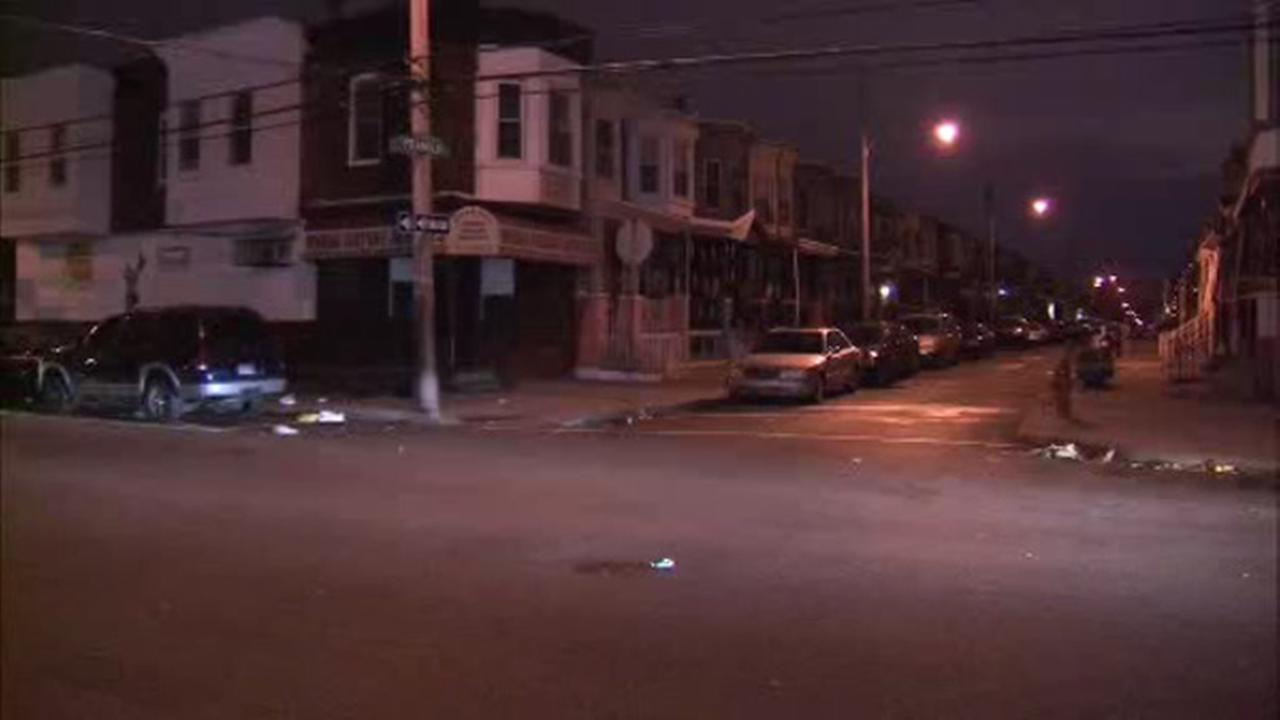 Girl, 11, shot and wounded in Hunting Park