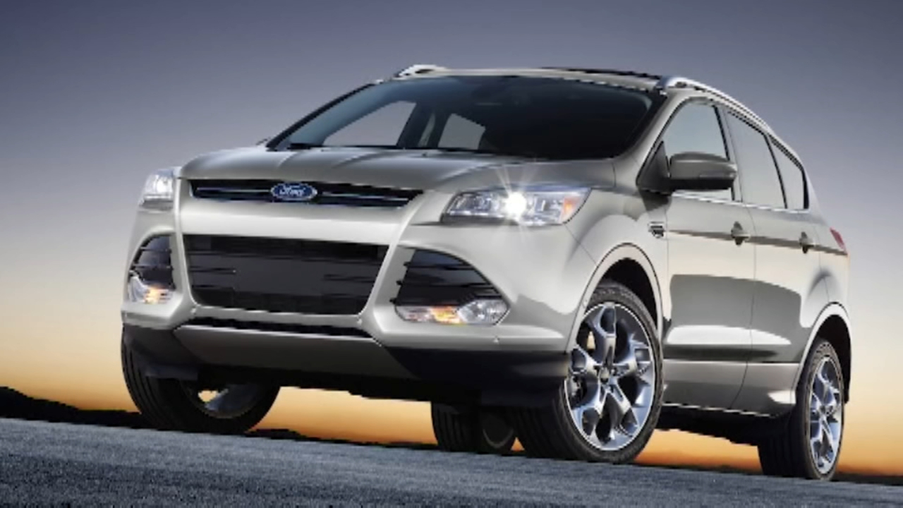 Ford looks to patent new car smell elimination technique. Gray Hall reports during Action News at 6 a.m. on November 24, 2018.