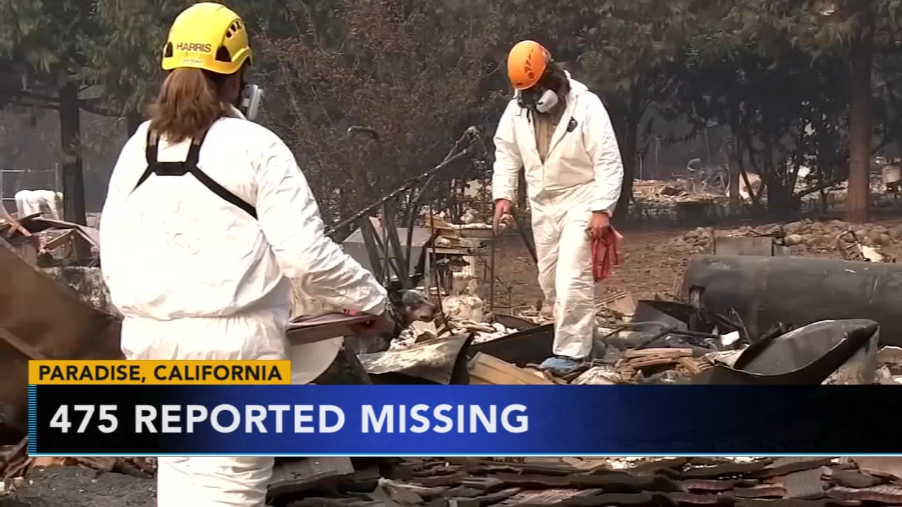 Rain tamps down California fire but turns grim search soggy. Gray Hall reports during Action News at 6 a.m. on November 25, 2018.