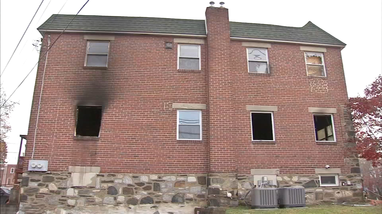 1 dead following apartment fire in Media. Bob Brooks reports during Action News at noon on November 25, 2018.