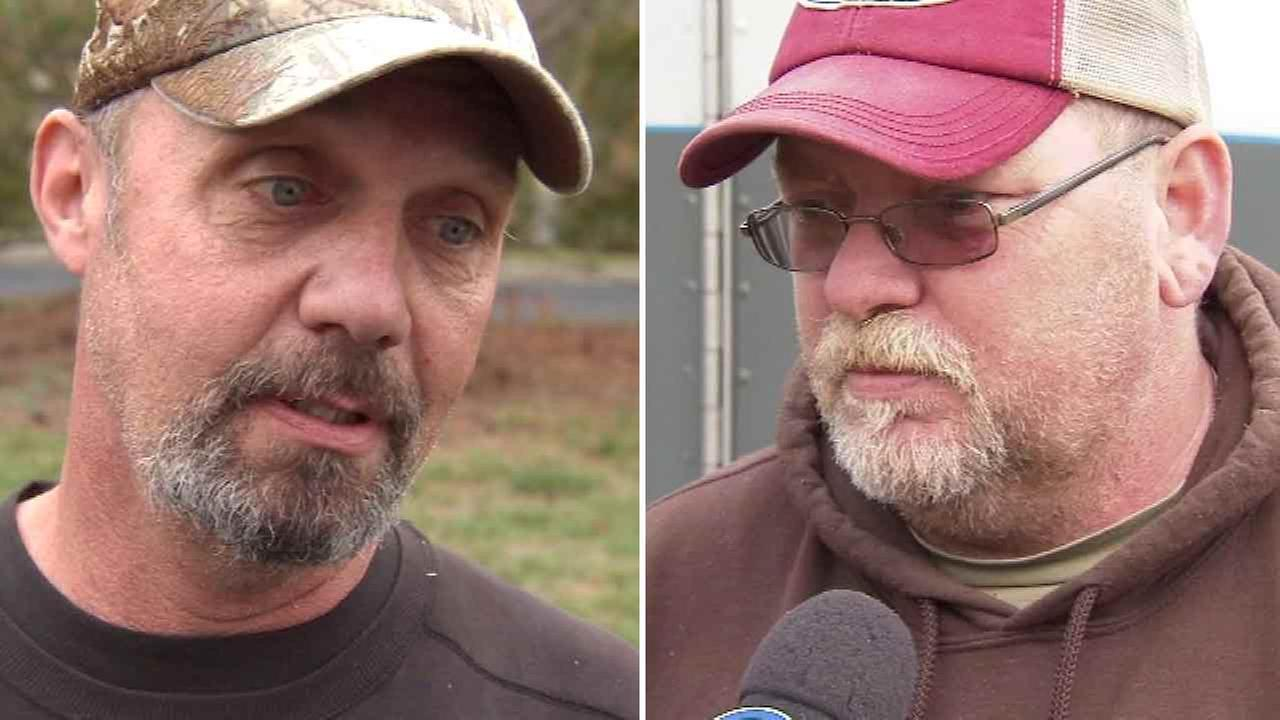 2 truckers hailed as heroes after New Jersey car fire