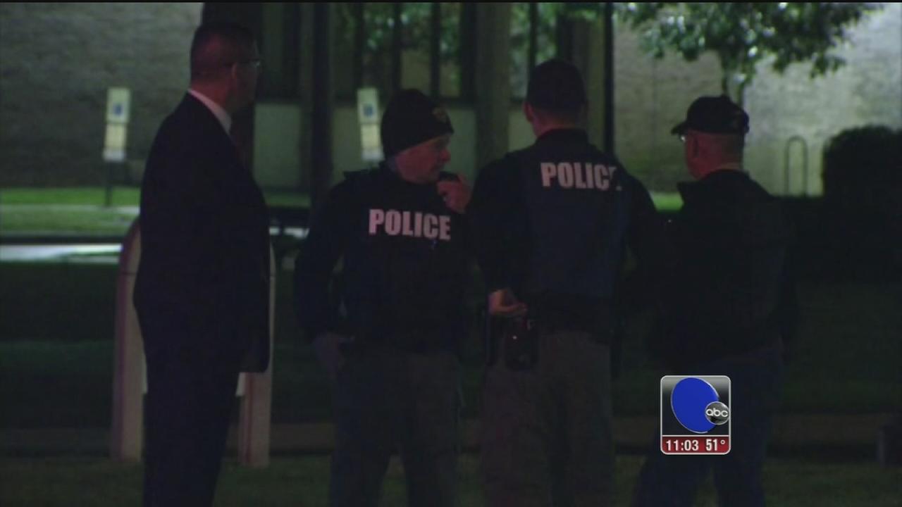 VIDEO: Salem school lock down