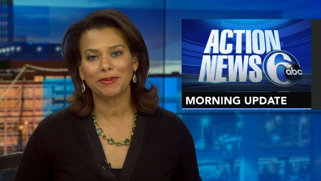 Tamala Edwards reports, and meteorologist Karen Rogers has the latest from AccuWeather, during the Action News Morning Update on November 26, 2018.