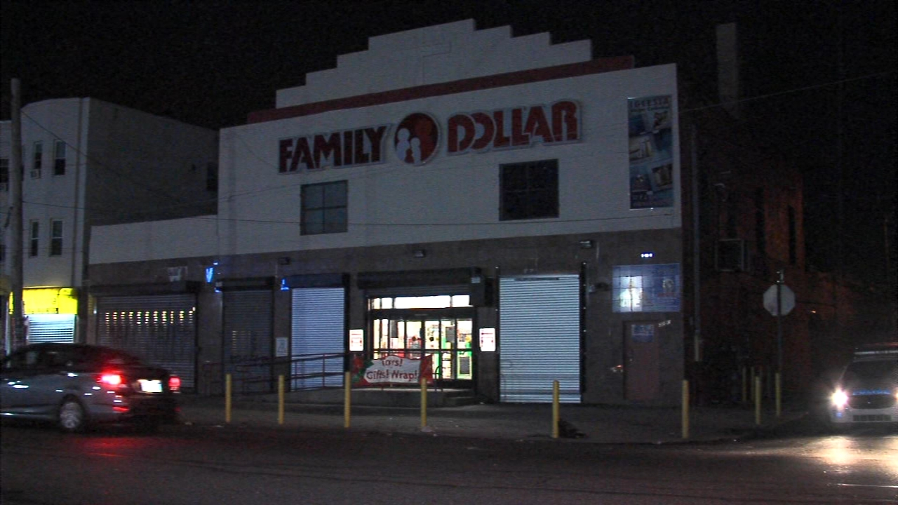 Armed robbers steal $12K from Family Dollar in Kensington. Jeannette Reyes reports during Action News Mornings on November 26, 2018.