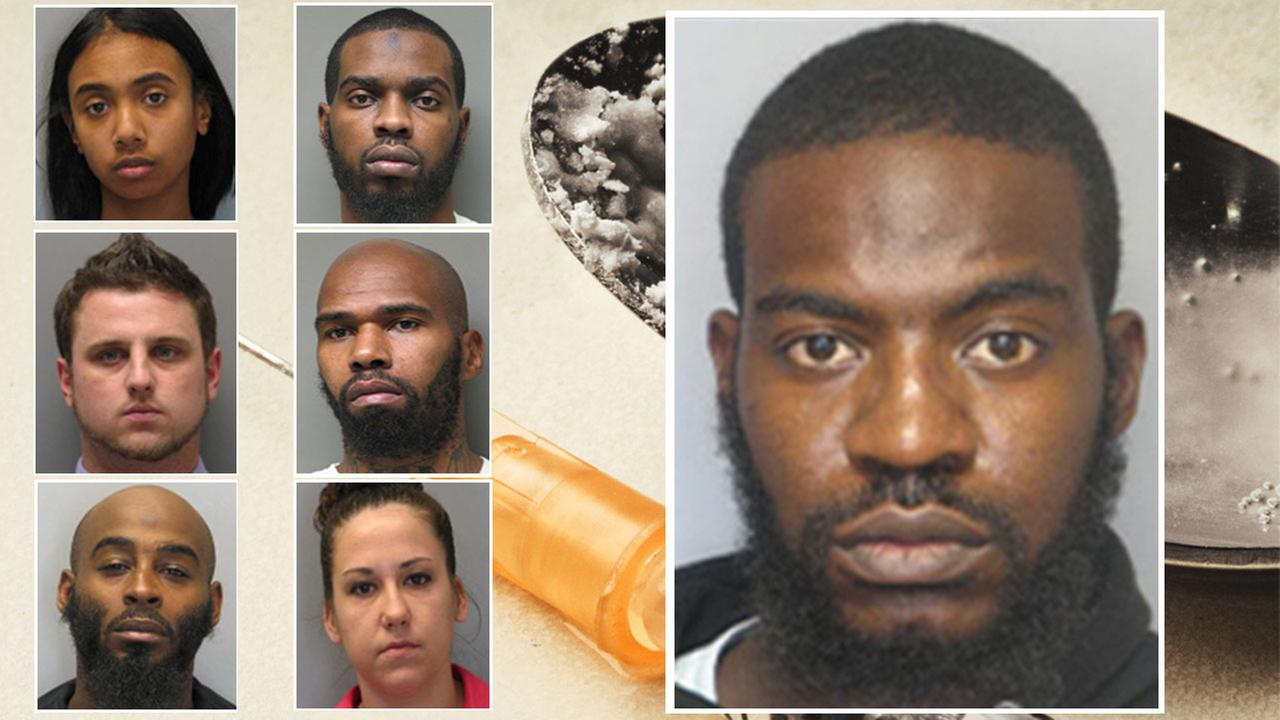 46 convictions or pleas in drug trafficking case