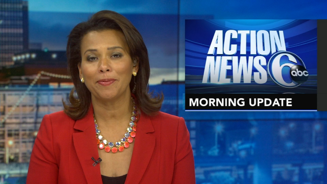Tamala Edwards reports, and meteorologist Karen Rogers has the latest from AccuWeather, during the Action News Morning Update on November 27, 2018.