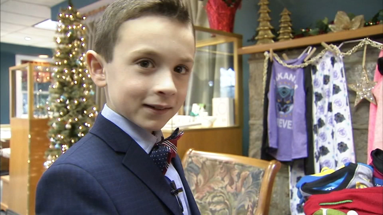 A Delaware boy has learned the value of giving to others, at a very young age.