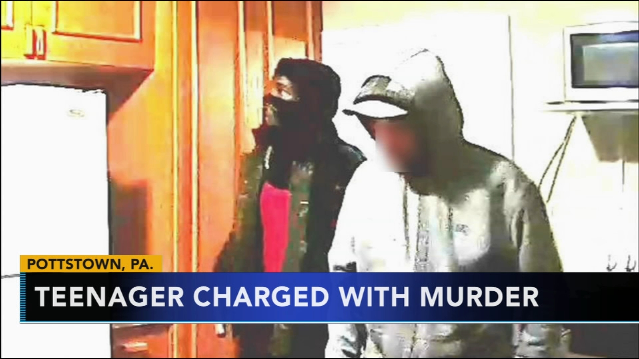 Arrest made in womans murder during home invasion in Pottstown. Watch this report from Action News at 5pm on November 27, 2018.
