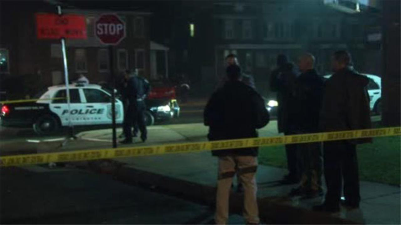 Police are investigating a shooting in Wilmington, Delaware.