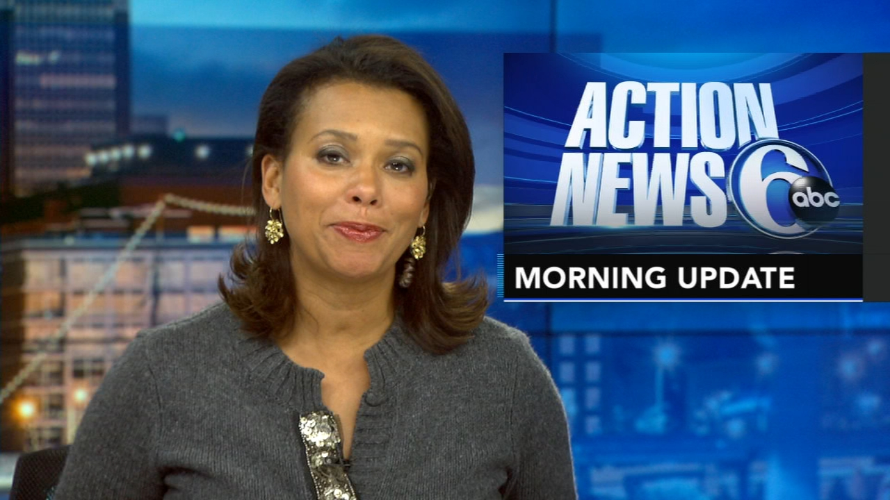 Tamala Edwards reports, and meteorologist Karen Rogers has the latest from AccuWeather, during the Action News Morning Update on November 28, 2018.