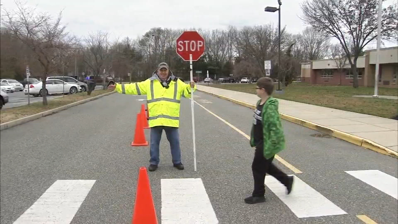 Beloved crossing guard vying for title of nations favorite. Watch the report from 6abc.com on Nov. 28, 2018.