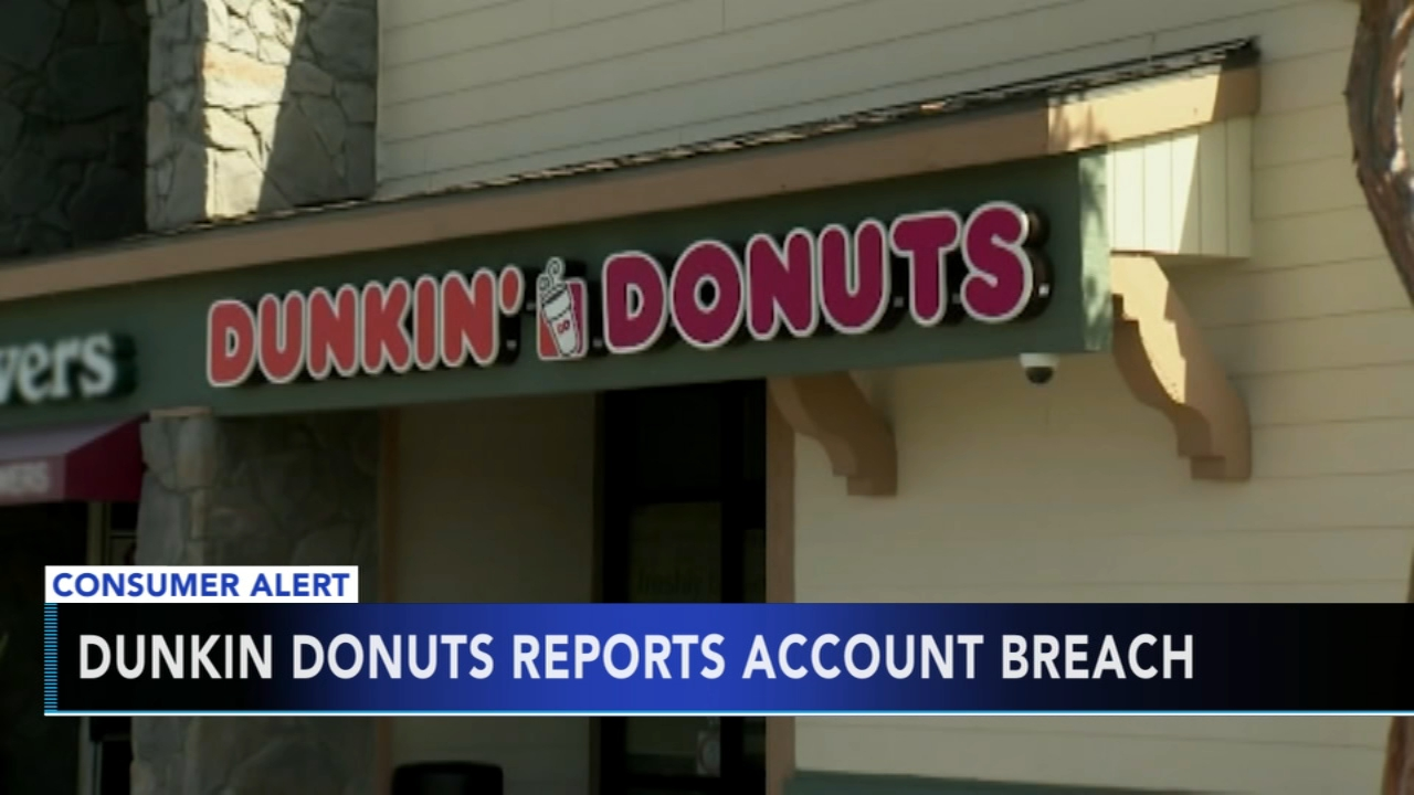 Dunkin Donuts has issued a warning to its DD Perks customers as repported during Action News at 11 on November 28, 2018,