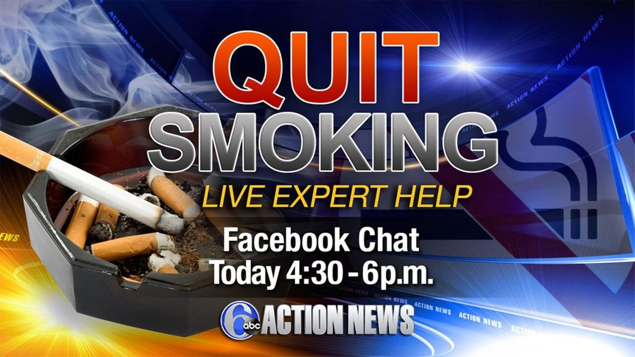 HEALTH CHAT: Expert help to quit smoking