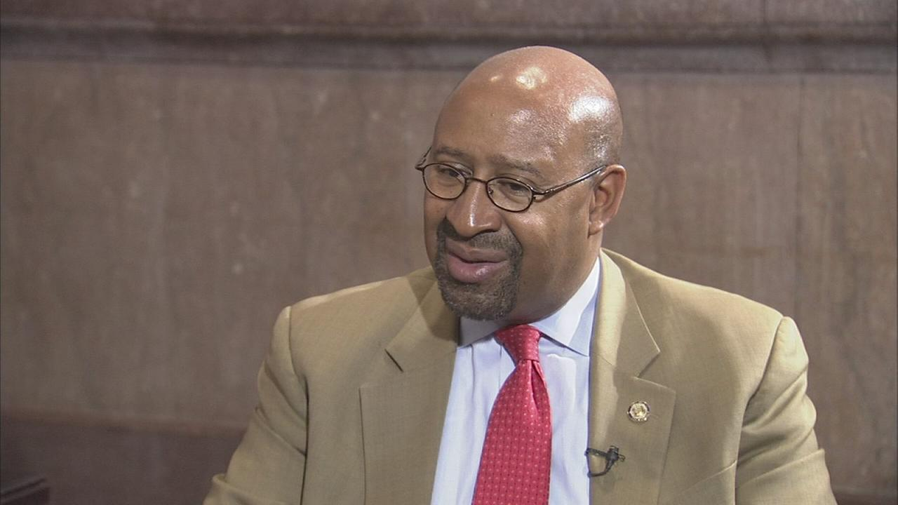 VIDEO: Jim Gardners full interview with Mayor Nutter
