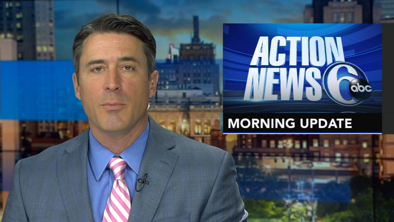 Matt ODonnell reports, and meteorologist Karen Rogers has the latest from AccuWeather, during the Action News Morning Update on November 29, 2018.
