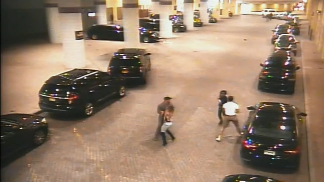 Video of fight involving Atlantic City mayor released. Gray Hall reports during Action News at 5pm on November 29, 2018.