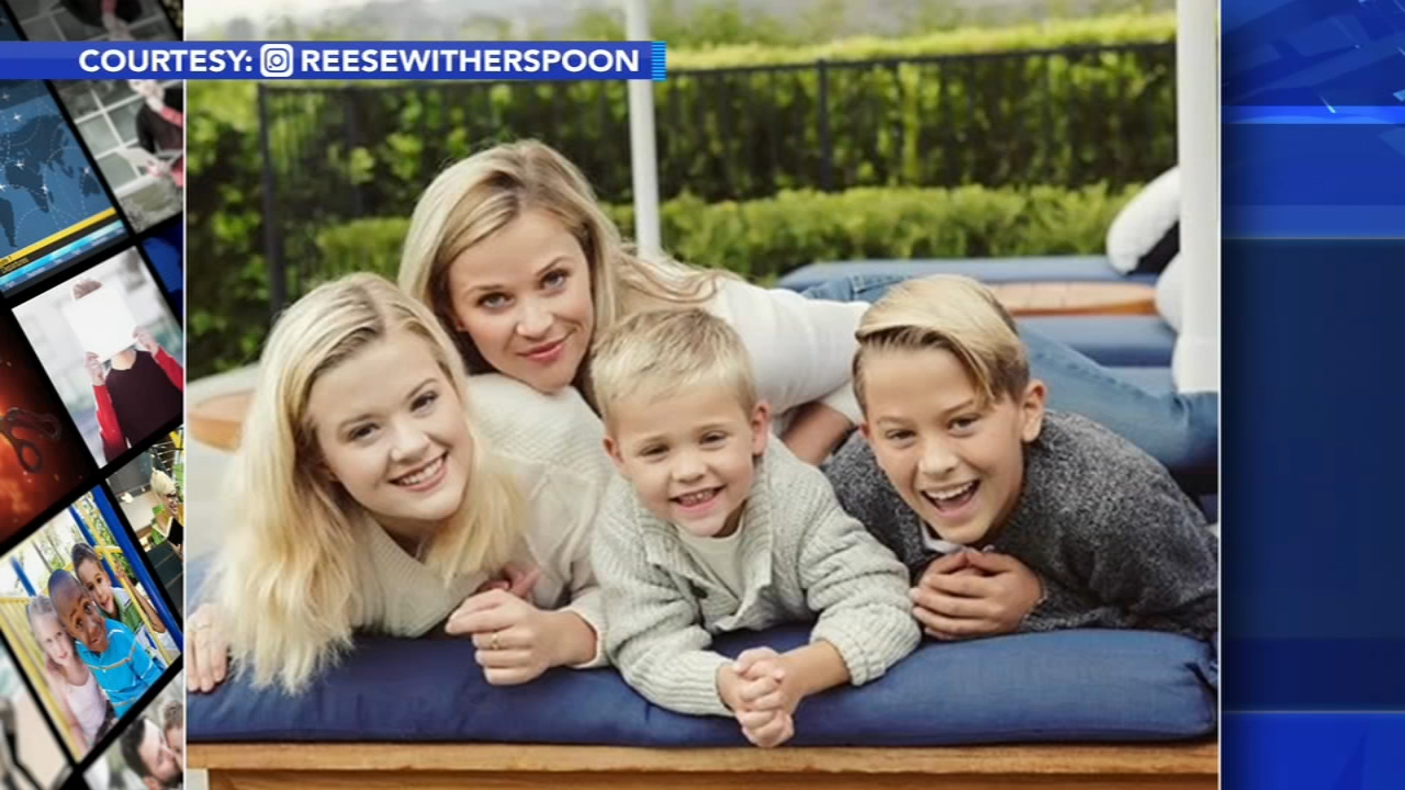 Reese Witherspoon doesnt regret being brutally honest with her kids. Alicia Vitarelli reports during Action News at 4 p.m.on November 29, 2018.