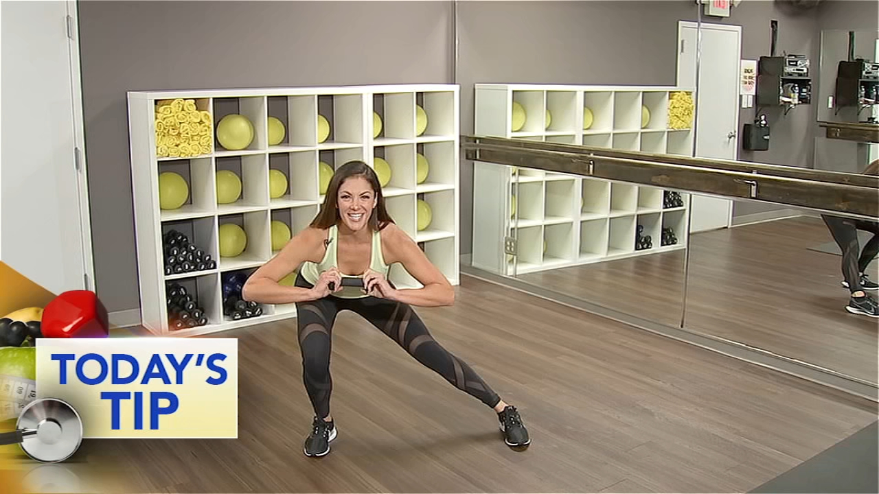 Shoshana has a workout you can do even during the busy holiday season.