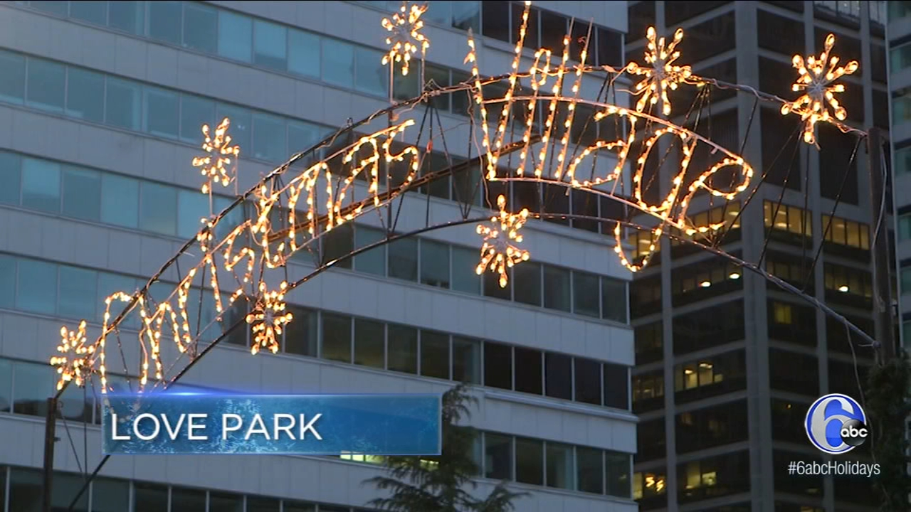 For the 11th year, the holiday market descends on Love Park. This time, with a beer garden and more.