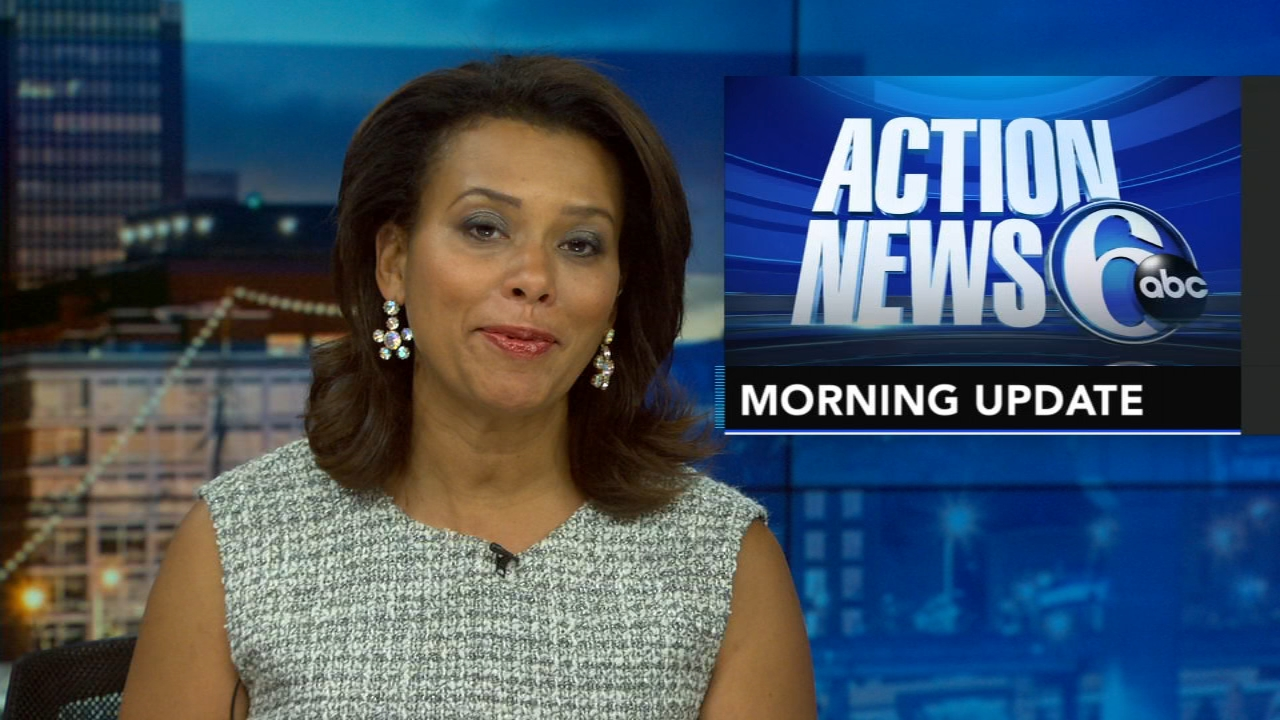 Tamala Edwards reports, and meteorologist Karen Rogers has the latest from AccuWeather, during the Action News Morning Update on November 30, 2018.