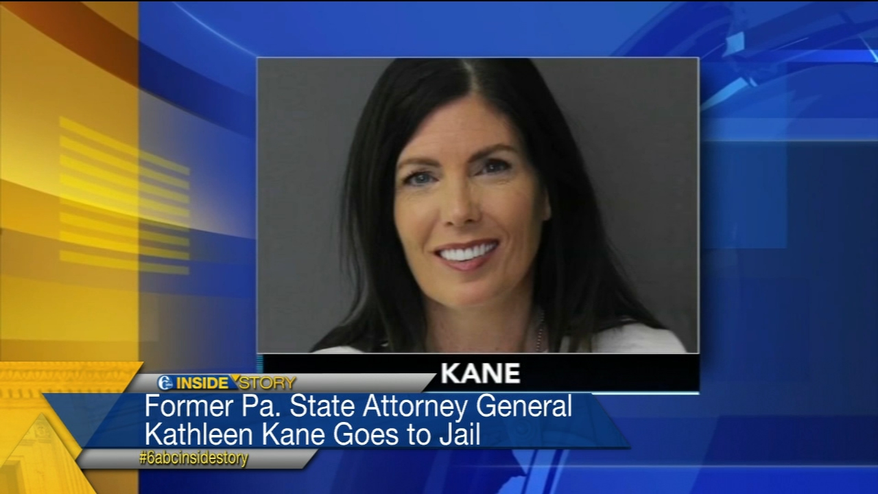 The panel discusses the fall from grace of a rising political star former PA Attorney General Kathleen Kane as she heads to jail.