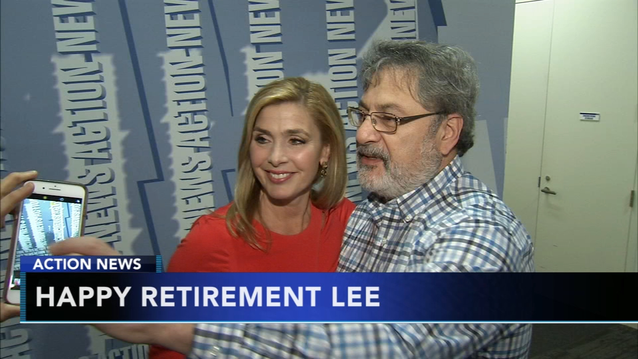 6abc programming editor, Lee Farber retires. Jim Gardner reports during Action News at 6 p.m. on November 30, 2018.