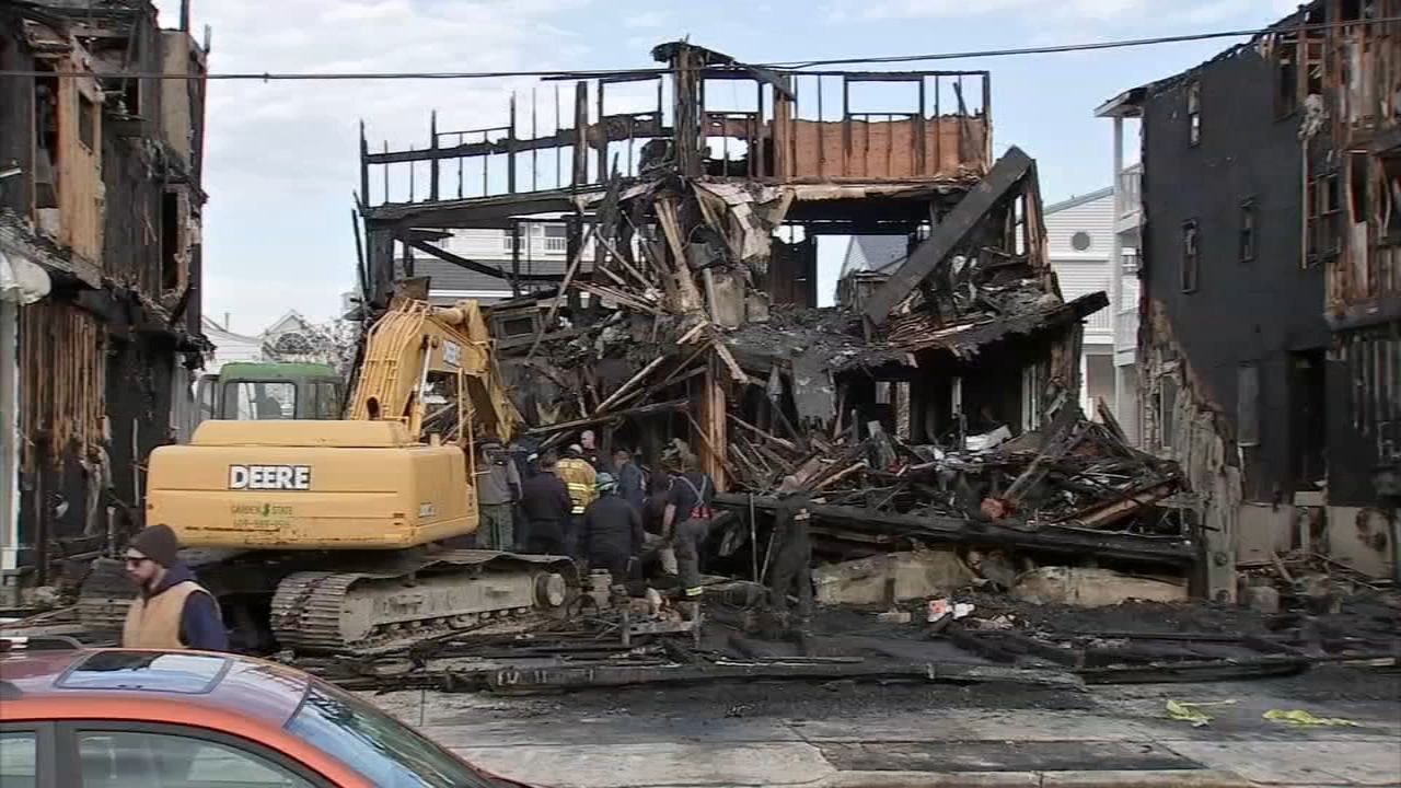 Woman, 89, found dead after raging fire in Sea Isle City. John Rawlins reports during Action News at 4:30pm on November 30, 2018.