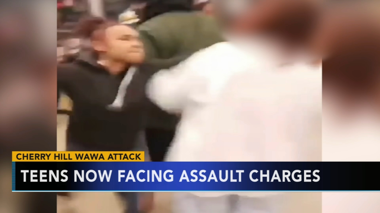 Cherry Hill Police: Video leads to upgraded charge in Wawa attack. Watch this report from Action News at 4:30pm on November 30, 2018.