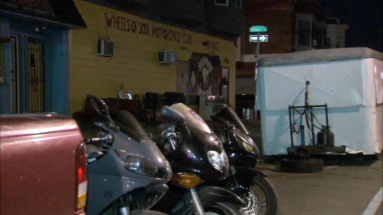 Woman stabbed multiple times in Philadelphia motorcycle club. Watch this report from Action News at Noon on November 30, 2018.