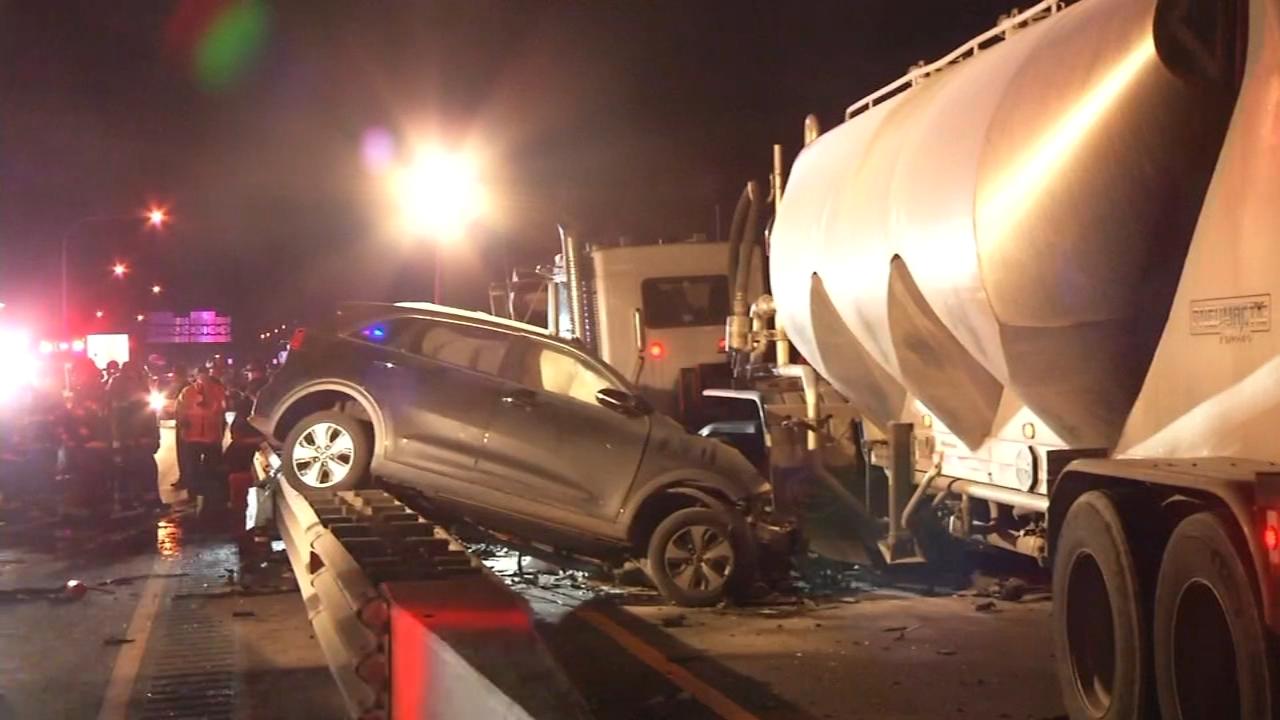 Wrong-way driver killed in Route 1 crash. Rick Williams reports during Action News at Noon on November 30, 2018.
