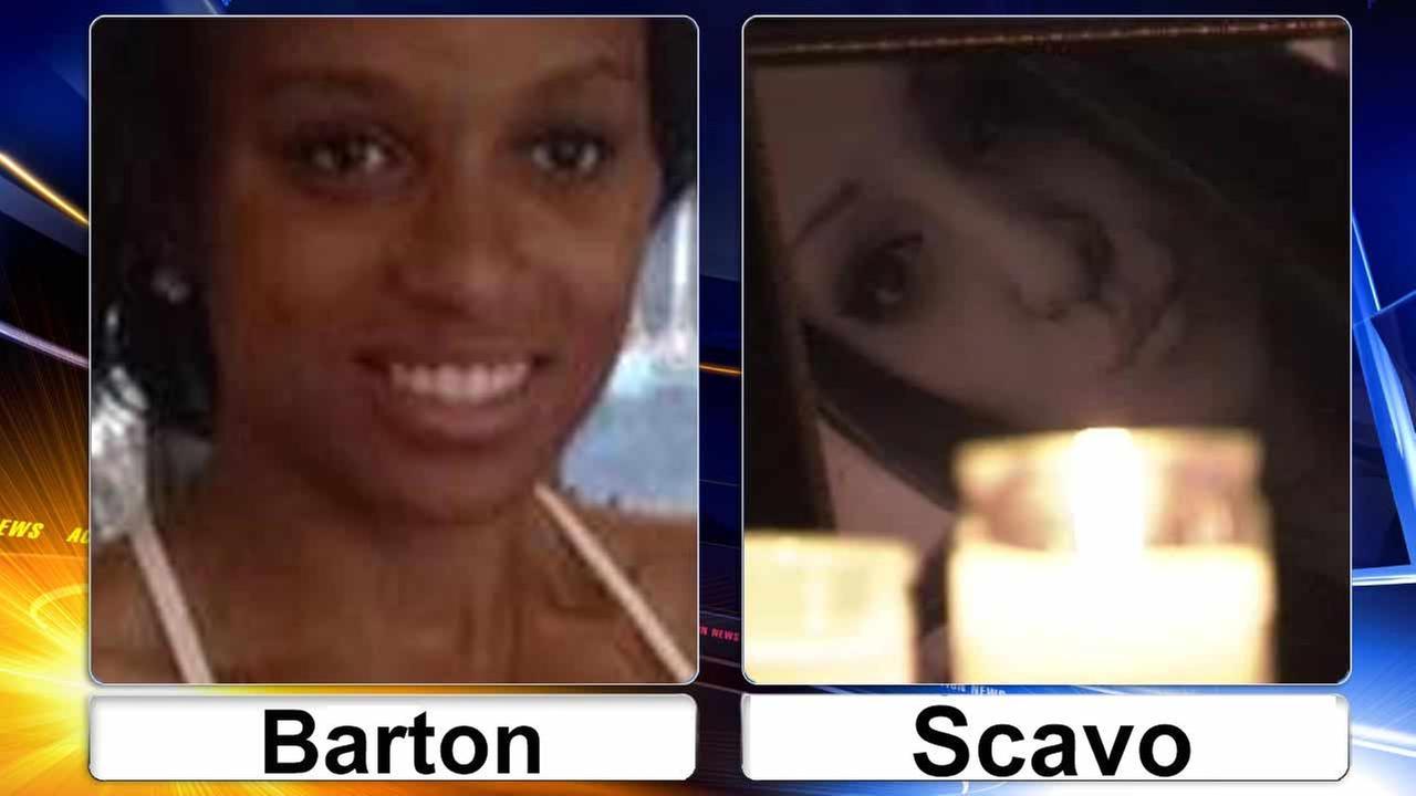 Amonie Nicole Barton and Giavanna Scavo