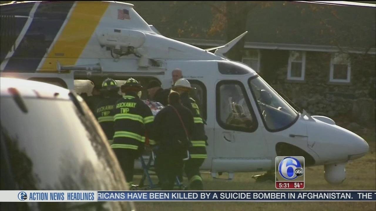 VIDEO: NJ scout leader attacked by bear