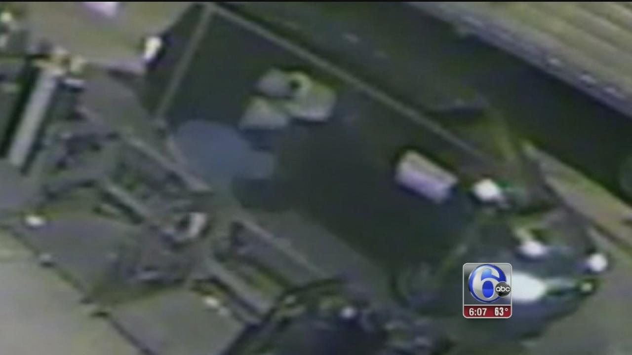 VIDEO: Propane tank thefts