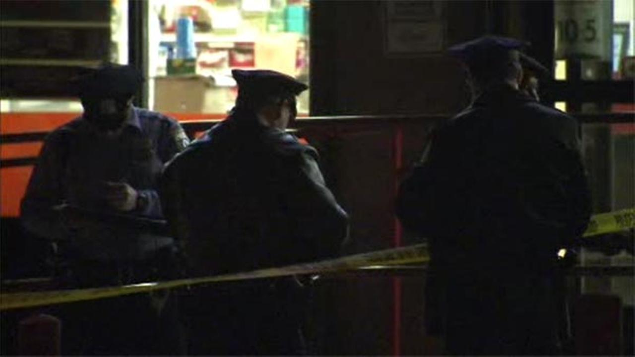 A man is hospitalized after a shooting in the citys West Kensington section.
