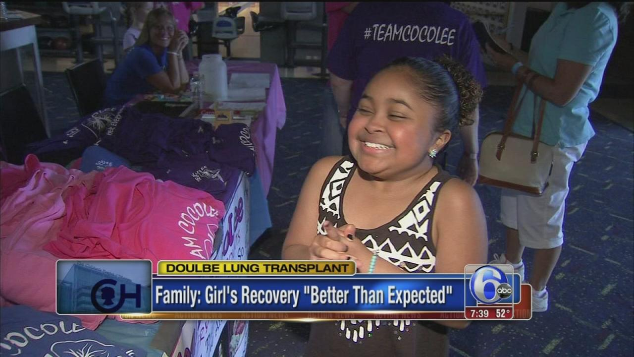 VIDEO: Double lung transplant