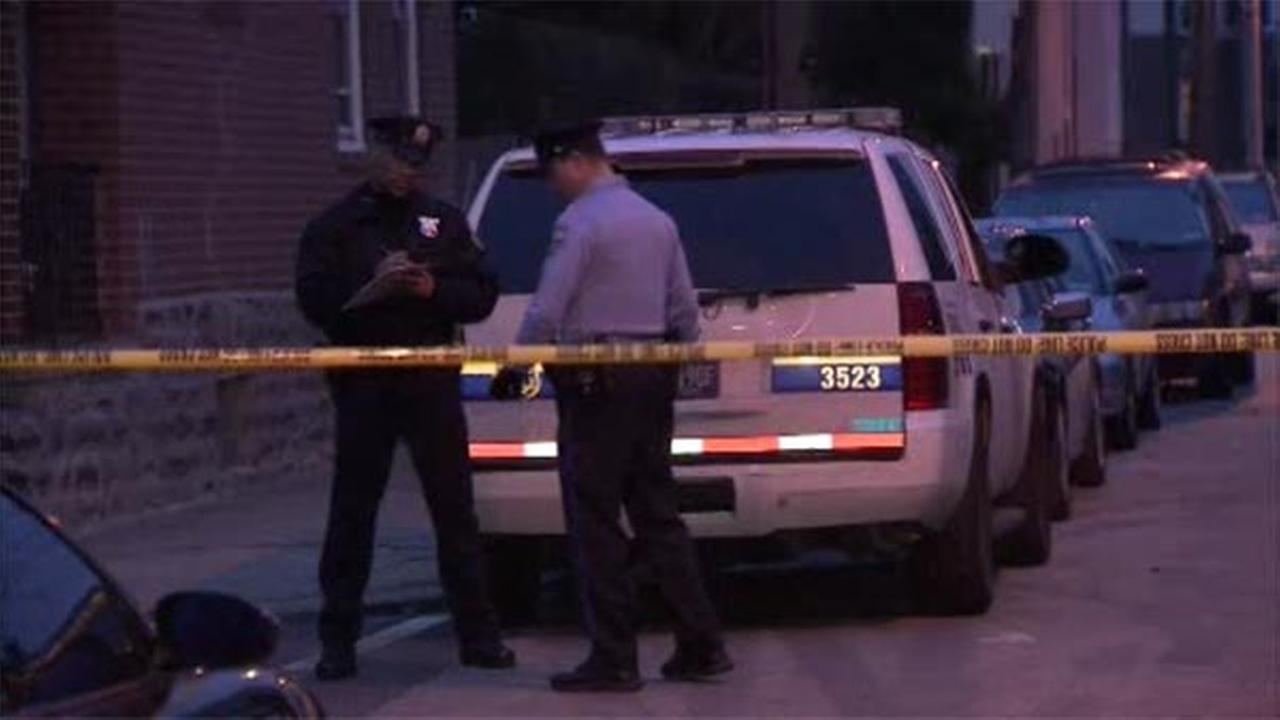 A man is in critical condition after a shooting in the citys Olney section.