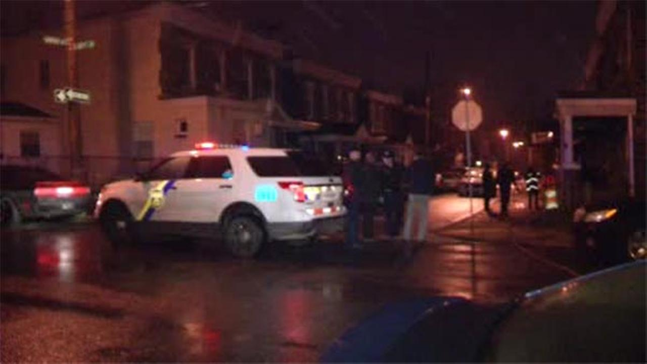 Police say a 15-year-old boy was shot around 10:58 p.m. Saturday on the 6700 block of Leeds Street.
