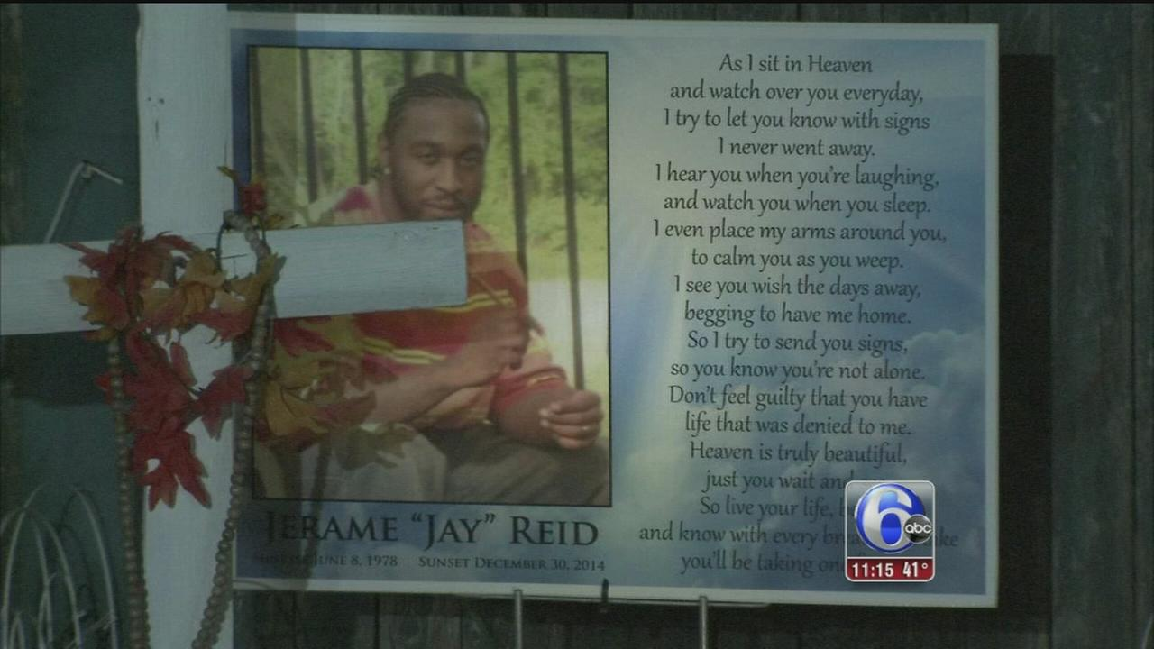 VIDEO: Rally for man killed by police