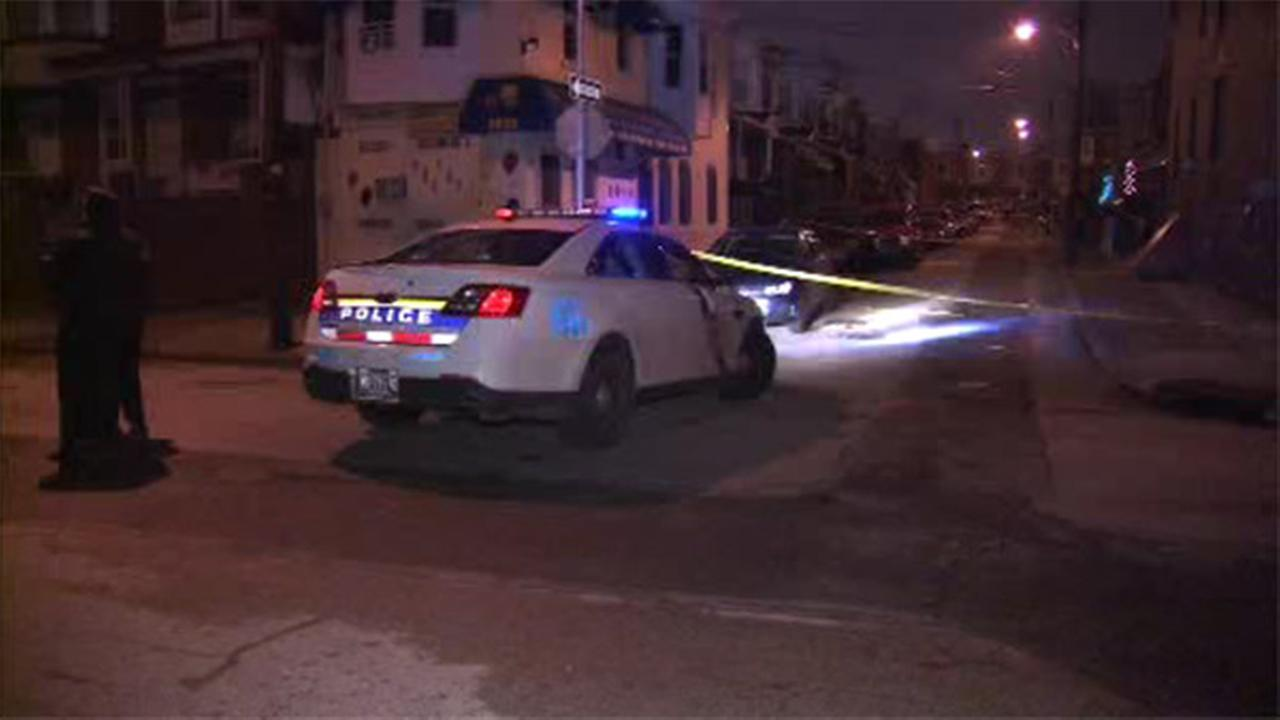 A man is in critical condition after a shooting in West Philadelphia.