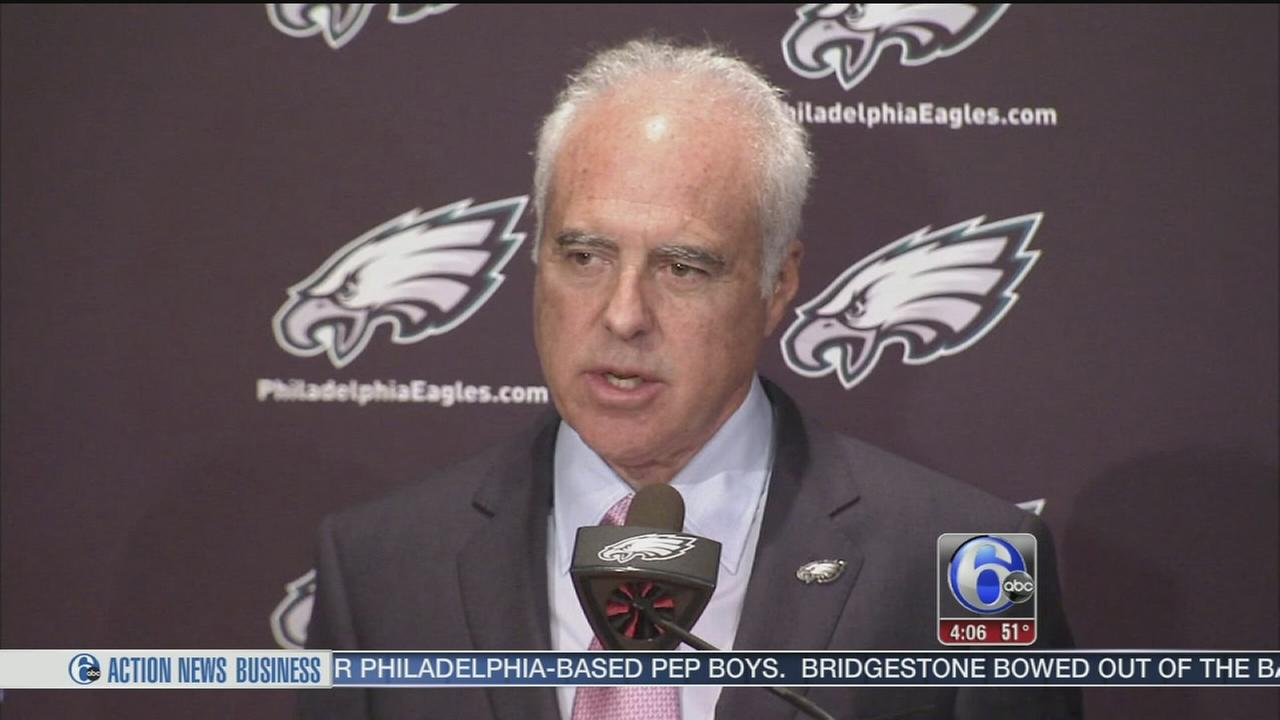 VIDEO: Jeffrey Lurie explains Chip Kelly decision